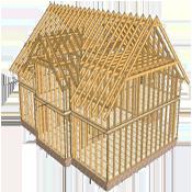 Построить щитовой дом
