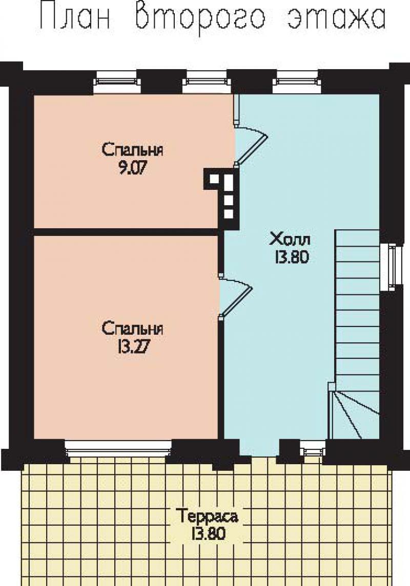 Как сделать второй этаж на пеноблоке
