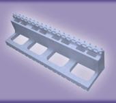 Несъемная опалубка-Модуль опоры перекрытия