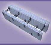 Несъемная опалубка-Модуль стеновой разборный МСР