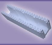 Несъемная опалубка-Модуль перемычечный