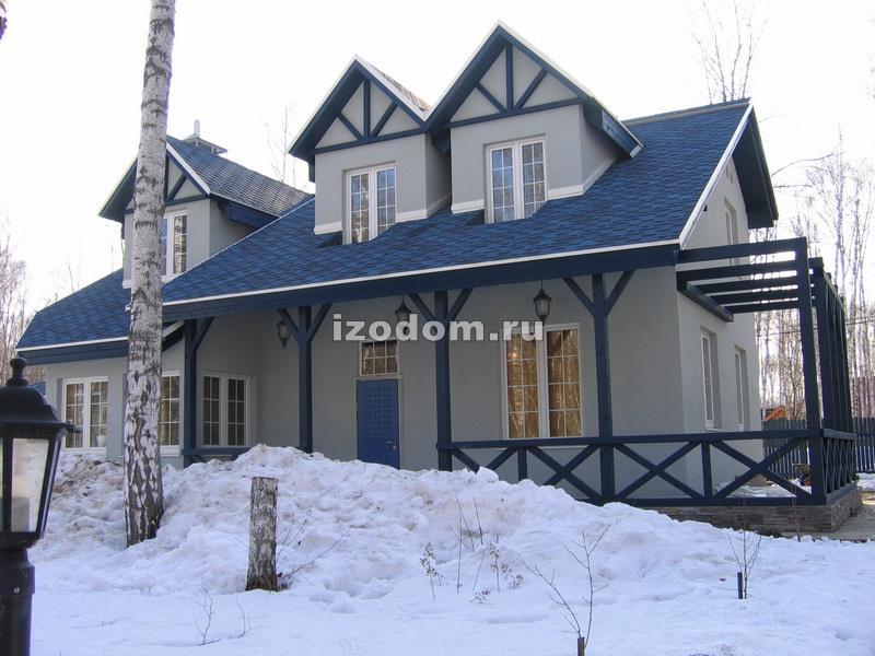 Индивидуальное проектирование коттеджей в Москве