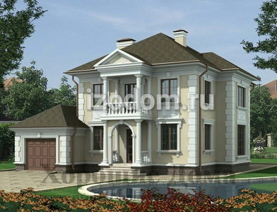 Мы - компания по строительству загородных домов