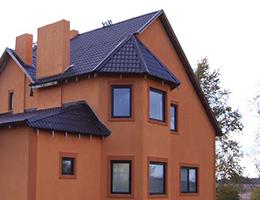 Строительство загородных коттеджей в Подмосковье