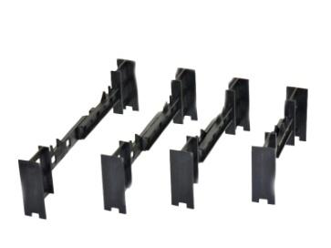 Перегородка составная универсальная для разборных блоков