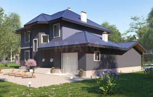 Проект дома Аркада