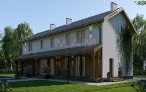Проект дома Аркон