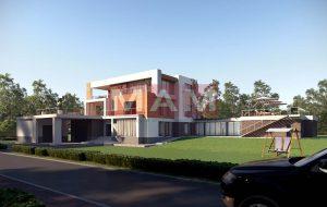 Проект дома Богута 2