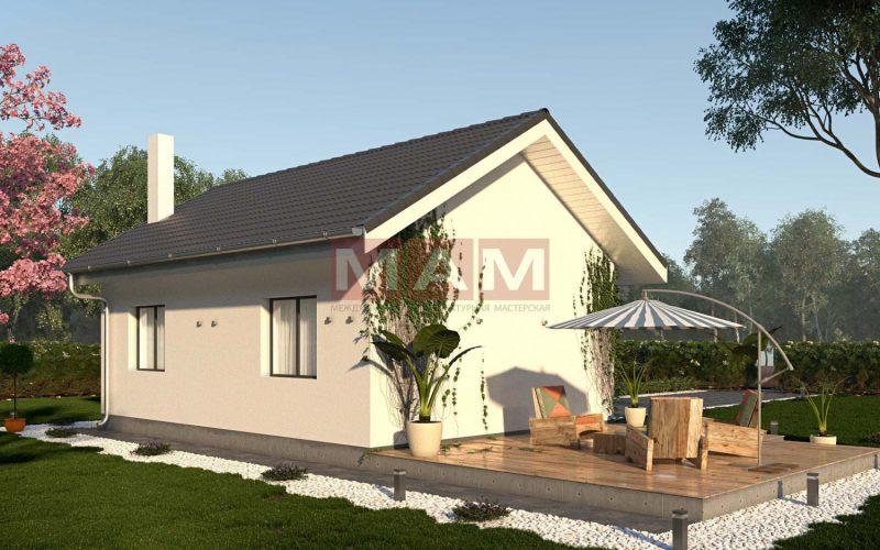 Проект дома Велокс