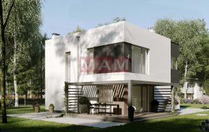 Проект дома Фабиан