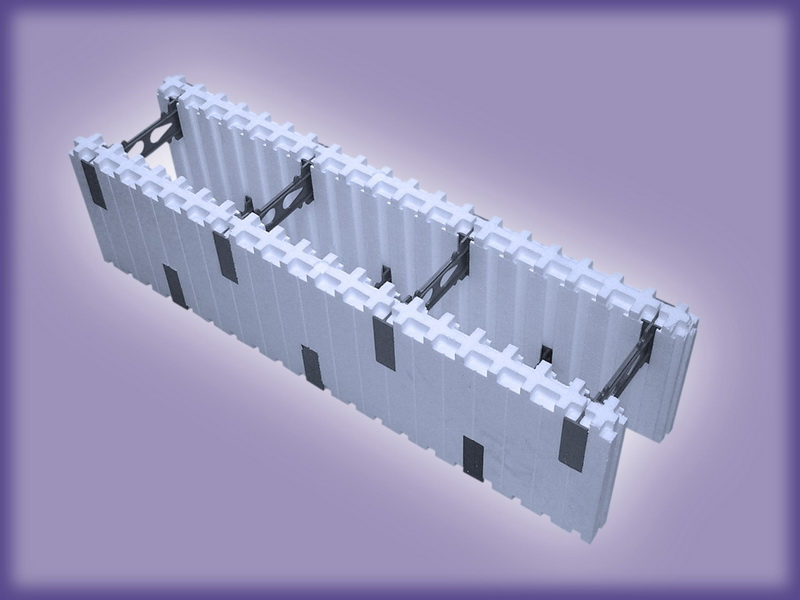 Модуль стеновой разборный серия 30МСР-1.0