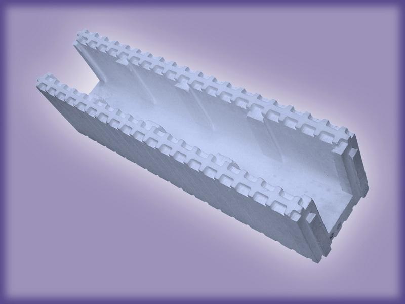 Модуль перемычечный (25 МП 1000х250х250)